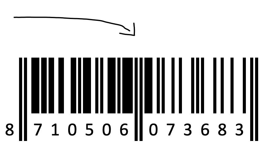 Applicaties - Barcode generator
