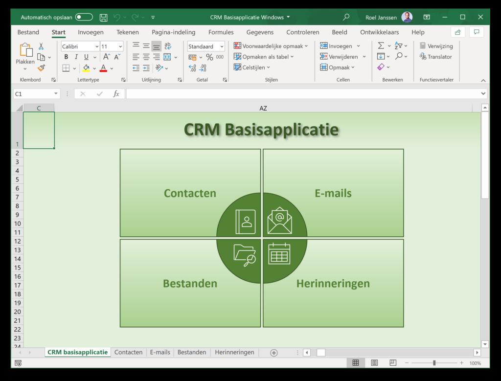 Applicaties - CRM